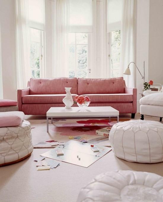 Pink Sofa 2