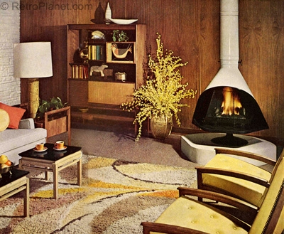 60s living area