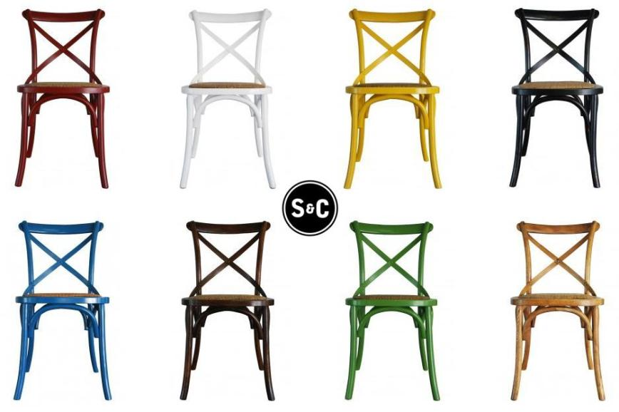 Provincial Crossback Chairs