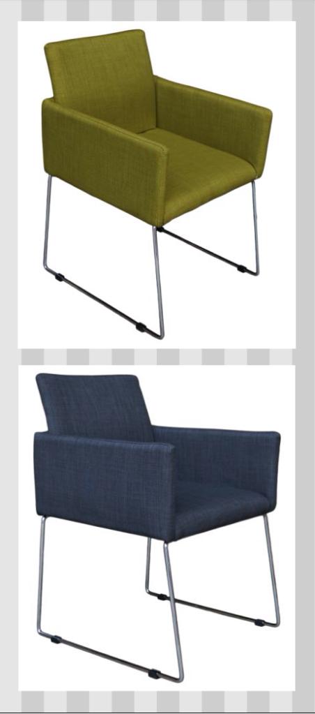 Enna Reception Chair